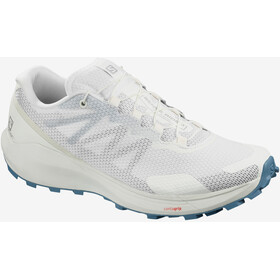 Salomon Sense Ride 3 Chaussures Femme, white/white/bluestone
